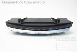 climate control panel Mercedes S-Class W221 S 65 AMG A2219052700 A2219052800