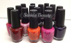 Opi Nail Lacquer 0.5oz/15ml- Classic Colors- Part 1- Pick Any Color