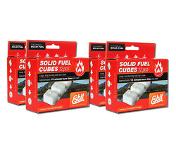 Esbit Solid Fuel Cubes 48 Pack 14g Hexamine Tablets For Stove Or Fire Starter