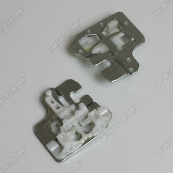 Bmw X5 E53 Window Regulator Repair Clips With Metal Slider Front Left / Right