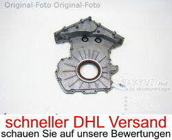 Front Cover Deckel