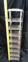 1 Metal Rack For Storage Of Standard 3.5 In. Boxes In Chest Freezers 26 5.3