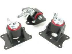 Innovative Replacement Steel Engine Motor Mounts 60a 03-07 Accord / 04-08 Tl New