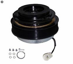 New Ac Compressor Complete Clutch Assembly Fits Volvo S60 2003 2004 2005 A/c