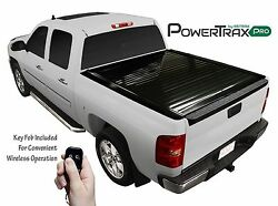 Retrax Powertraxpro Electric Retractable Tonneau Cover 5and0399 Bed - 50411