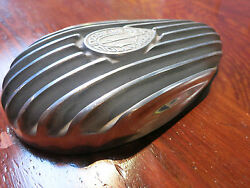 Eddie Meyer of Hollywood Vintage Finned Aluminum Air Cleaner Top (only)