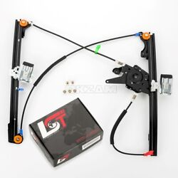 Complete Electric Window Regulator Front Right For Vw Golf Mk3