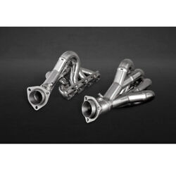 Capristo Ferrari 430 Spider High Performance Headers with Heat Shield Protectors