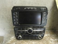05 06 07 08 Bentley Continental Dash Display Screen Climate Control Untested SEE