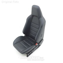 seat front Right Mercedes C-Class W204 S204 C 63 AMG 08.07- 221A leather