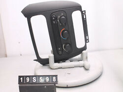 01 02 Town & Country Temperature Climate Control Heat Switch C5005001AG 19S598