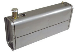 New Universal Stainless Steel Fuel Or Gas Tank - 14 Gallon - Tanks Inc - U9-ss