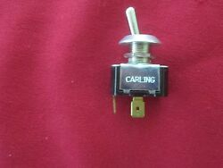 Carling Momentary Stainless Toggle Switch Mt-2
