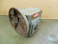 Dayton 4z015b 601 Ratio C-face Right Angle Speed Reducer Gearbox 1hp 29rpm