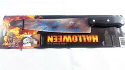 Chris Durand Signed Michael Myers Halloween Prop Knife Rob Zombie Proof J1