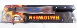 Tom Morga Signed Michael Myers Halloween Prop Knife Rob Zombie Proof J1