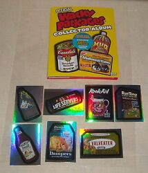 LOT of 2004 TOPPS modern WACKY PACKAGES STICKERS * ALL NM with CHASE