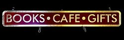 Vintage 4 Foot Custom Store Sign Books Cafe Gifts Advertising Wall Art