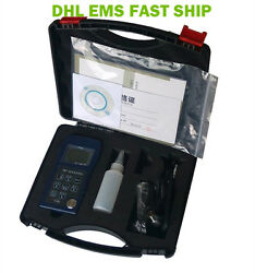 Ultrasonic Thickness Gauge 0.01mm With Measuring Probe Dhl Fast Ship