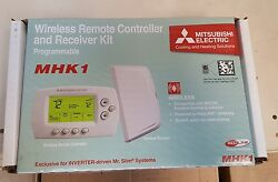 Wireless Remote Controller and Reciever Kit - MHK1-Thermostat for Mr. Slim Units