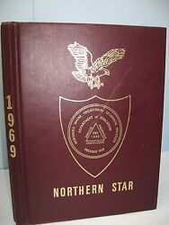 1969 Northern Star, Northern Maine Vocational Technical Inst Presque Isle Yearbk