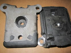 U.s.a Made 63 64 65 66 67 68 69 70 71 72 Chevy Motor Mount Mounts Pick Up Truck