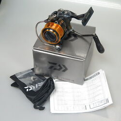 New Daiwa Freams 2508r-h Spinning Reel Mag Sealed Fedex Priority 2day To Us