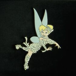Tinker Bell Dressed As Mummy Masquerade Party Disney Shopping Pin Le 125 Oc