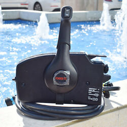 New Mercury Outboard Engine Side Mount Remote Control Box With 14 Pin Spiffy