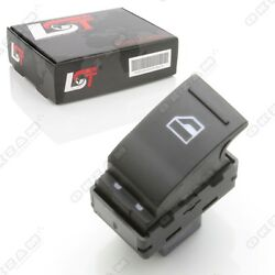 Electric Window Control Switch Front Left For Vw Transporter V T5