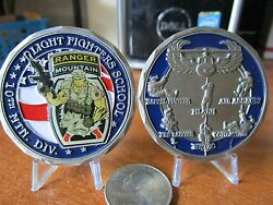 Army Ranger School 10th Mountain Division Fort Drum Air Assault Challenge Coin