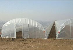 2.4mil Greenhouse Clear Plastic Film Polyethylene Covering -various Size