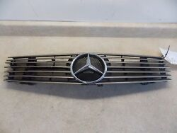 1994-1995 Mercedes Benz SL320 R129 Grille Part # 129 880 01 85 ***DINGS!!***