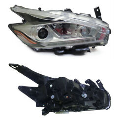 High Configuration Car LED Headlamp Assembly Fit For Nissan Murano Summit 15-16