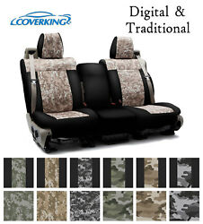 Coverking Custom Seat Covers Neosupreme Printed - Choose Color And Rows