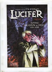 Swampthing/lucifer Preview 9.2 From The Pages Of The Sandman