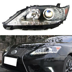 Outside Car Xenon Auto Headlights Assembly Fit For Lexus ES300H ES350 2013-2015