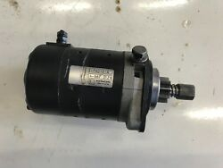 Tohatsu Starter Motor 353076010-4 Late Model Md115a Direct Injected 2 Stroke Out