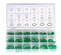 270 Green O Rings 18 Sizes A/c System Air Conditioning Hnbr Ac Repair Free Ship