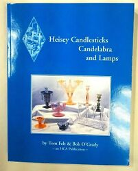 Heisey Candlesticks Candelabra and Lamps Book