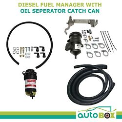 Provent Diesel Fuel Manager And Oil Catch Can Ford Ranger Px 2.2 3.2 2011-2020