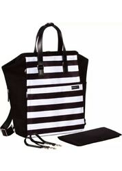 Diaper Bag Backpack Convertible Baby Bag by Babyboo 16 - with Changing Pad an...