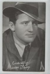 1940-60s Exhibit Movie Stars Made In Usa Spencer Tracy 1s8