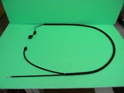 Stihl Blower Br500 Br550 Br600 Throttle Cable With On / Off 4282 180 1100 Oem