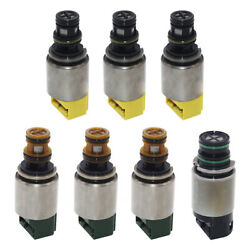 Oem 1068298044 Solenoid Set 6hp19/6hp26/6hp26a61/6hp32 For Audi Bmw 525i Ford Us