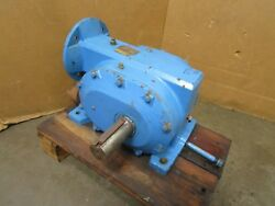 Dodge 180cm28a 401 Right Angle Gearbox Speed Reducer 6.61hp 1750rpm
