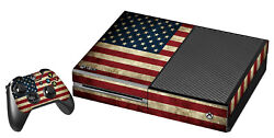 Lidstyles Printed Console Contoller Skin Protector Decal Microsoft Xbox One