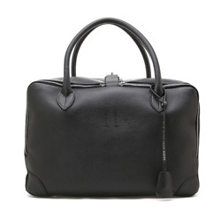 Golden Goose Women's Leather Tote Bag Black G31WA155 A1 Authentic