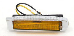 Fiat 1200 1500 Cabriolet 2300 S Coupe Side Marker Light New