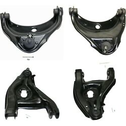 Control Arm Kit For 1988-1999 Chevrolet C1500 Front Lh And Rh Upper And Lower
